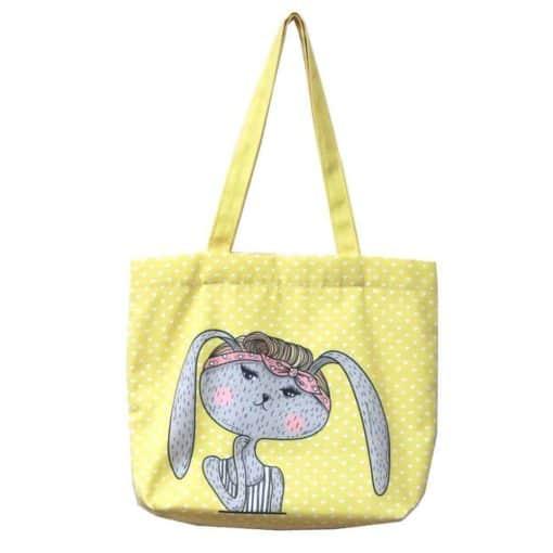 กระเป๋าผ้า Cozy Rabbit 2