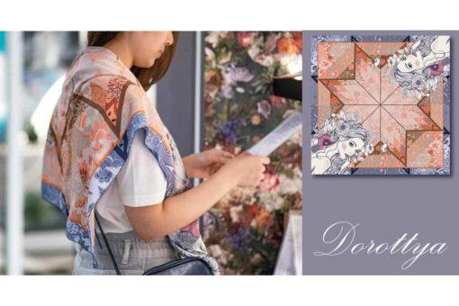ผ้าพันคอ Pretty Women